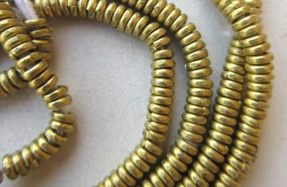 About Heishi Beads